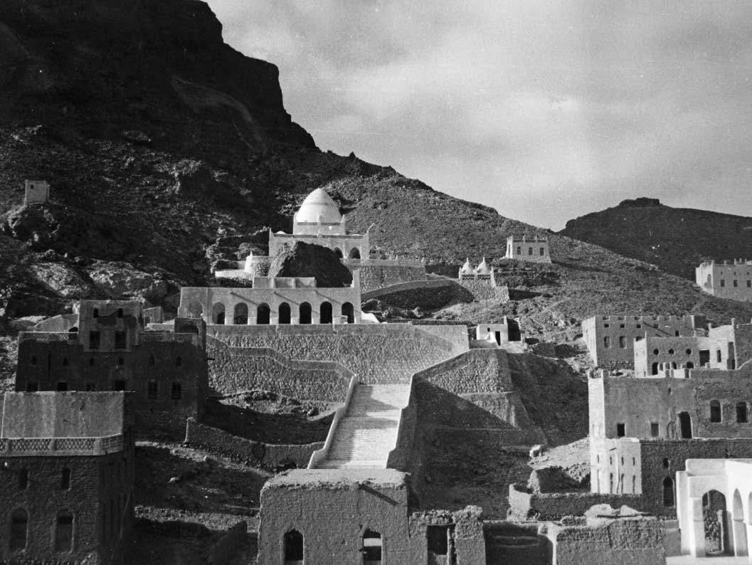 Le sanctuaire du prophète Hûd