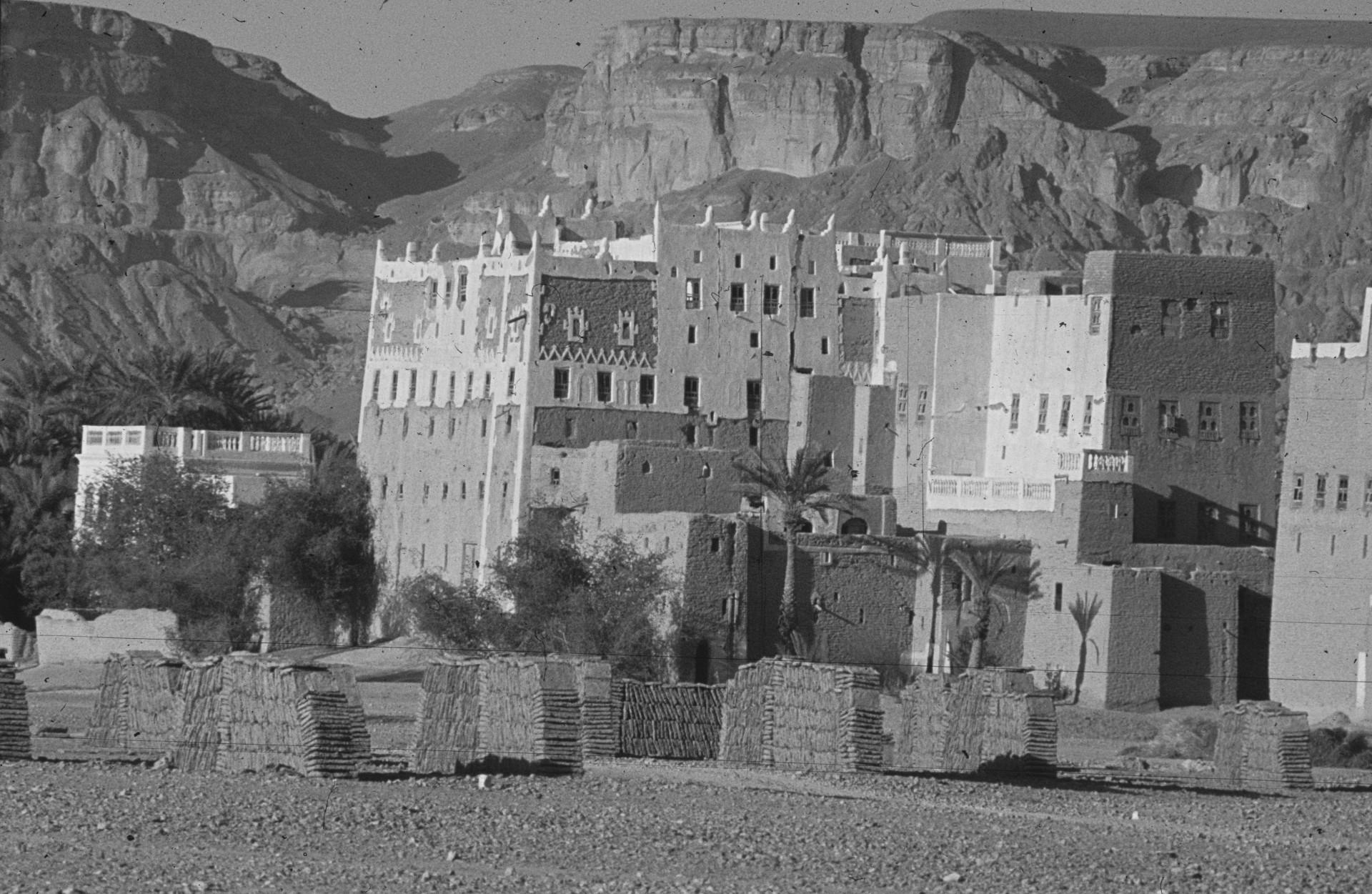 Ville du Yémen