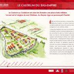 La Balade Archéologique de Saint-Lézer - panneau 3