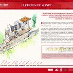 La Balade Archéologique de Saint-Lézer - panneau 7