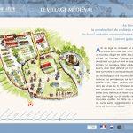 La Balade Archéologique de Saint-Lézer - panneau 10