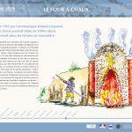 La Balade Archéologique de Saint-Lézer - panneau 11