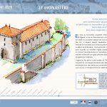 La Balade Archéologique de Saint-Lézer - panneau 12