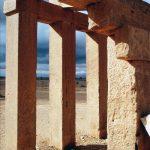 Temple de l'Arabie du Sud antique