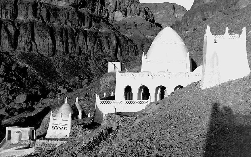 Tombeau de Nabi Hūd
