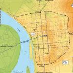 Plan du Toulouse Antique, par Pisani