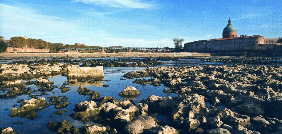 Toulouse : le Bazacle