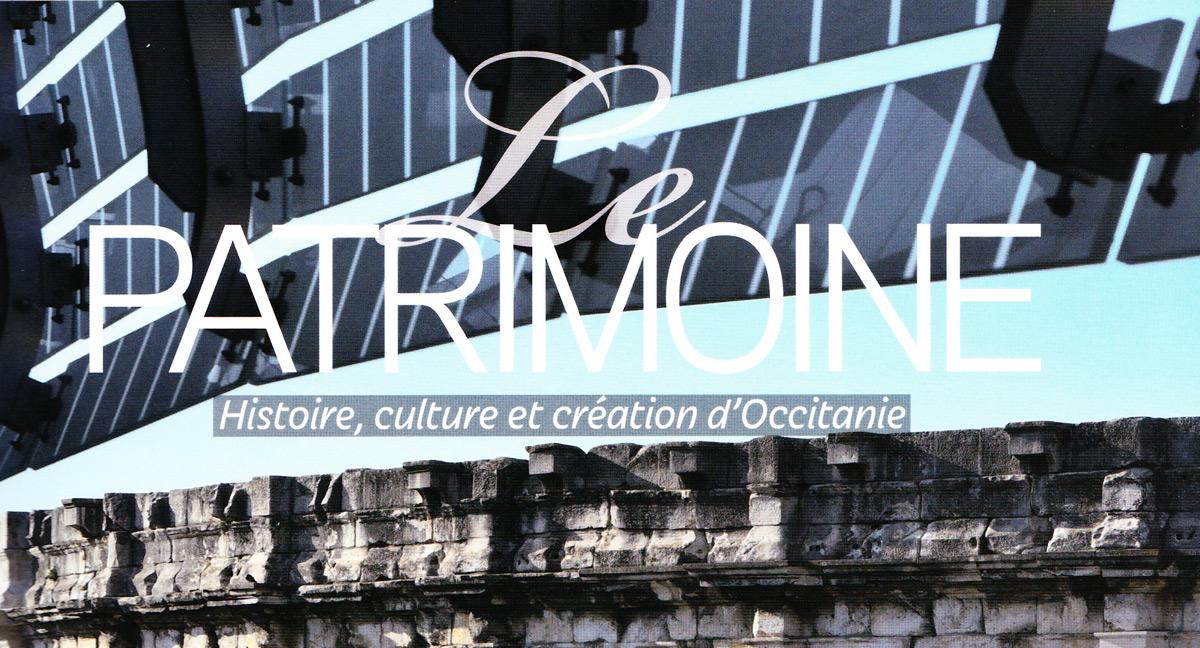 """Revue """"Le patrimoine"""" N°53 - couverture"""