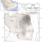 al-Yamâma : Map of the site