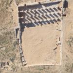 al-Yamâma : vue aérienne du site
