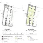 al-Yamâma : Plans of Buildings 3-II and 3-III